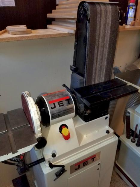 disc belt sander
