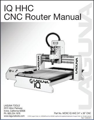 laguna-iq-cnc manual